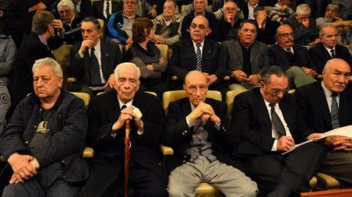 El represor Menéndez fue condenado a perpetua por los crímenes en La Perla