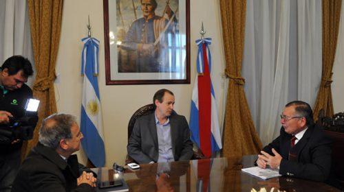 Federación proyecta su desarrollo con apoyo del gobierno provincial