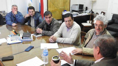La provincia gestionará ante el gobierno nacional por la situación de los frigoríficos