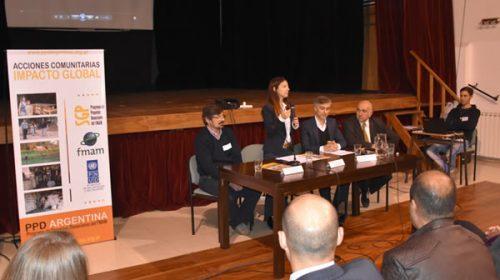 ONG's entrerrianas convocatoria del gobierno
