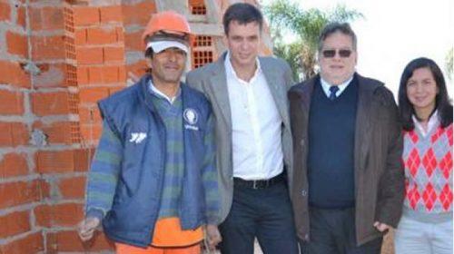Cresto y Francolini: más viviendas para Concordia y un fuerte mensaje contra las usurpaciones