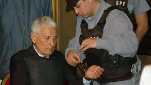 Le negaron el arresto domiciliario a Miguel Etchecolatz