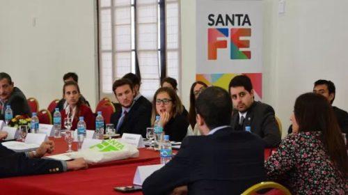 Entre Ríos formó parte de la Mesa Federal de Participación Ciudadana