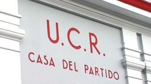 El Comité de la UCR definirá la fecha de elecciones para renovar autoridades partidarias