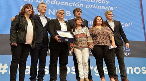 Una escuela de Seguí ganó 300 mil pesos en un concurso nacional