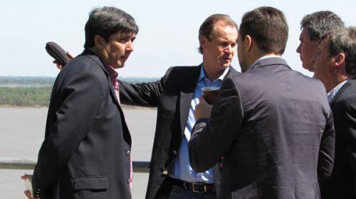 Convenio con la nación y el CFI para inversiones turísticas