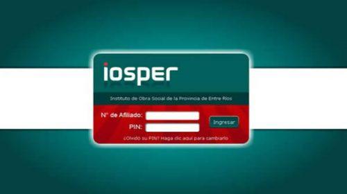 Más fácil y rápido: llegó el Home Banking al Iosper