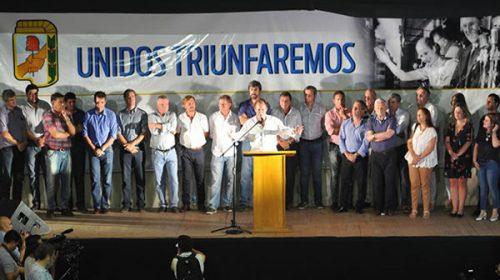 Bordet convocó a la unidad y anticipó que habilitará elecciones internas del PJ