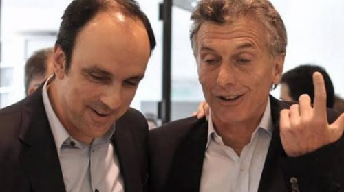 """Furia de Macri con la UCR por """"traición"""" en Santa Fe"""