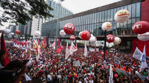 Una huelga general desafía las reformas del Gobierno brasileño