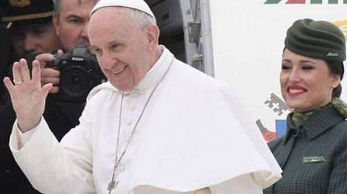 El Papa lleva a Egipto mensaje de tolerancia tras los cruentos atentados contra cristianos