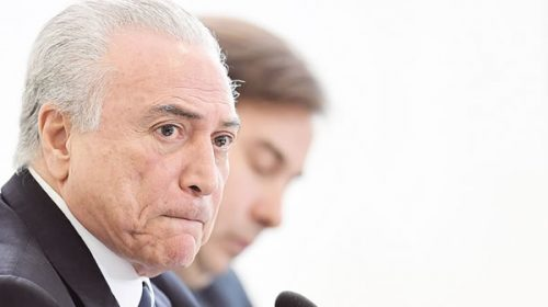 Corte brasileña autoriza a la Policía a interrogar a Temer