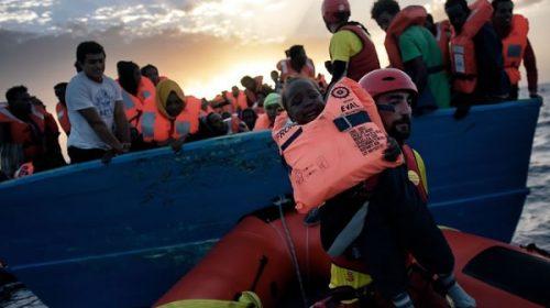 Migrantes en el Mediterráneo: 58 muertos y 100 desaparecidos