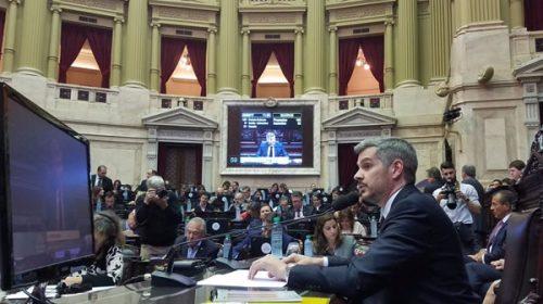 Peña rechazó hablar sobre una desaparición forzada de Santiago Maldonado y respaldó a Gendarmería