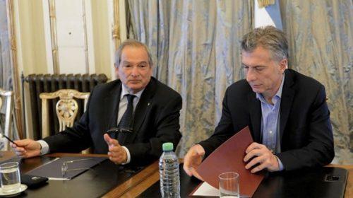 Macri le pidió la renuncia al ministro de Salud y lo reemplazará un hombre de la UCR