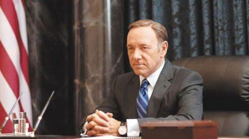 Netflix termina House of Cards en medio del escándalo sexual de Kevin Spacey