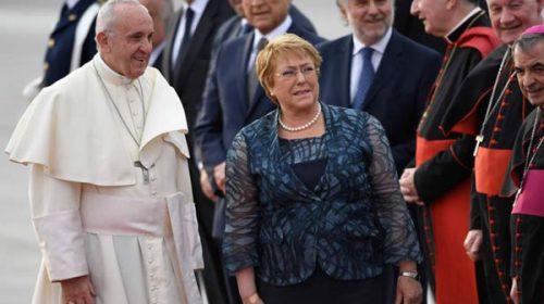 El Papa revisa su posición sobre el escándalo de pederastia en Chile y anuncia una investigación