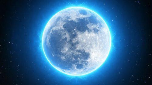 'Luna azul' de Pascua: el inusual fenómeno que se podrá ver este sábado