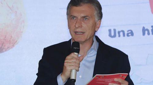 "Macri ratificó aumento de tarifas: ""Es mentira que son exorbitantes"""