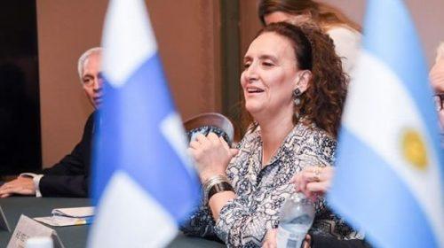 Michetti se quejó por tener que ir a la asunción del Presidente de México