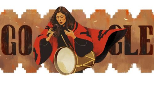 Google homenajea a la leyenda del folclore argentino: Mercedes Sosa