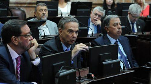 La interna peronista complica la sanción de la ley de financiamiento político