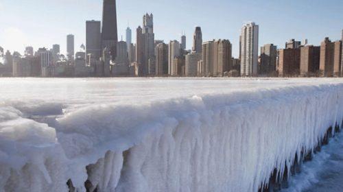 La ola de frío extremo en Chicago, y otros estados de EEEU, ya provocó al menos seis muertos