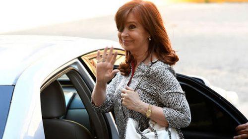 Lo ilegal también sirve para perseguir a CFK