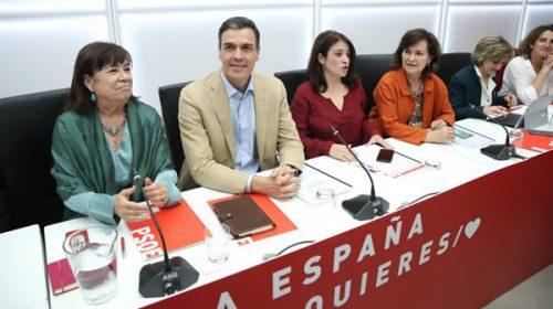El PSOE baraja la idea de gobernar en solitario