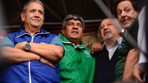 El paro de Moyano desafía la presión del Gobierno y el silencio de la CGT