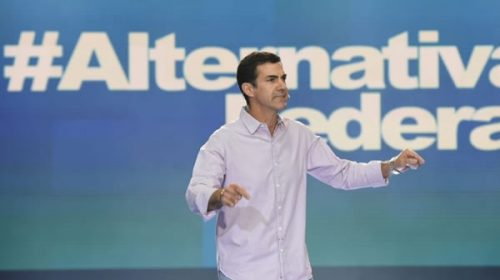 "Urtubey: ""Ni Macri ni Cristina, hay alternativa en la Argentina"""