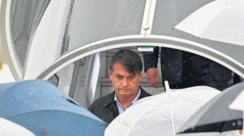 Bolsonaro llega al G20 envuelto en escándalos